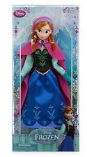 Authentic DISNEY STORE Frozen Anna Classic 12' Doll-NEW