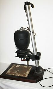 Vintage Photographic Enlarger ENVOY ROSS Resolux 9cm f4 Lens for Parts of Repair