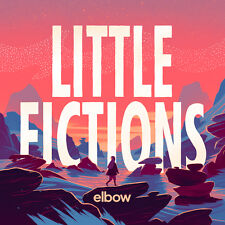 Elbow Little Fictions CD Album 2017 Polydor 5722720