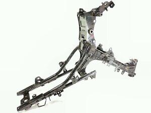 14 Honda Grom MSX 125 Main Frame Chassis SLVG BENT Damaged