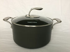 Tupperware CHEF SERIES II 7.4 QT./7L Stockpot with Glass Cover  New in Box