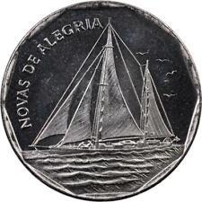 CAPE VERDE - 20 ESCUDOS - 1994 - AUNC - SAILING SHIP - NOVAS DE ALEGRIA