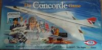 Rare Vintage Ideal 1976 The Concorde Board Game - High Flying Supersonic Finance