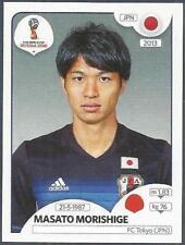 Hiroki Sakai Japan Sticker 658 Panini WM 2018 World Cup Russia