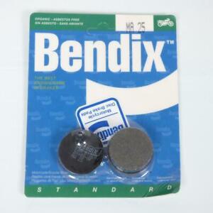 Brake Pad Bendix Honda Motorcycle 125 MT R 1977 MA25 New