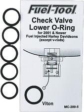 Fuel Tool EFI Check Valve Lower O-Ring 5Pk Fuel Tool MC200-5