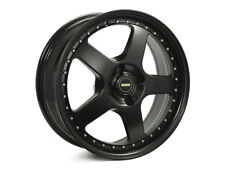 "18"" FR1 SIMMONS SATIN BLACK WHEEL & TYRE PACKAGE ON SALE NOW!!!"