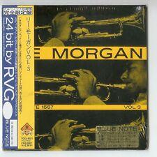 Lee Morgan same CD JAPON cardsleeve cd 1998 note bleue Nouveau/OVP