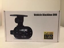 Vehicle Blackbox Car Camera Full 1080p HD DVR / Dash Cams Brand New Boxed