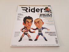 Rivista Magazine Riders n.70 Marzo 2014 Rossi Marquez Lorenzo