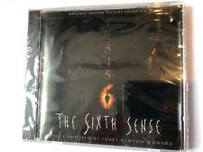 THE SIXTH SENSE (James Newton Howard) OOP 1999 Score Soundtrack OST CD SEALED
