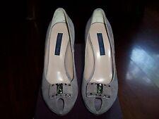 Scarpe donna Frau decoltè,colore lilla,numero 37  FRAU shoes, suede,lila