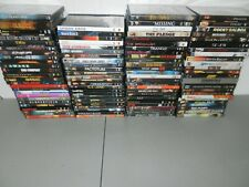 Your Choice of over 100 Dvd's Action & Drama $2 Movies Used Choose $2