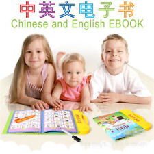 Learn Chinese and English Electric Book Audio Educational Gift for Child Kids