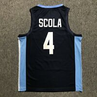 Vintage Luis Scola #4 Team Argentina Basketball Jerseys Top Printed Custom Names