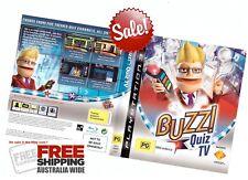 Buzz Quiz TV PS3 Game