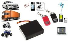 Traceur GPS GSM Antivol Alarme Mini Micro Espion  Auto Moto Scooter Vélo Camion