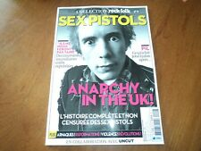 Rock & Folk Collection N°9 - SEX PISTOLS anarchy in the Uk !