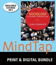 Bundle: Sociology: a Global Perspective, 9th + MindTap Sociology, 1 Term (6...