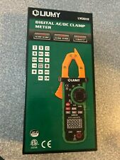Liumy Digital Acdc Clamp Meter Lm3010 New In Box