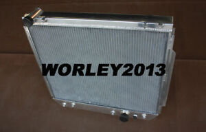 Aluminum radiator for Jeep GRAND CHEROKEE WJ WG 2.7 CRD diesel 2001-2005