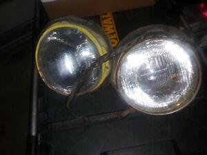 1976 Datsun 240z 260z 280z Original Left LH & RH Headlight Buckets item # 1865