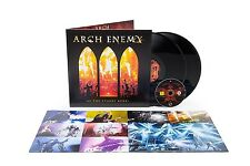 Arch Enemy-as the stages Burn! 2 vinyl LP + DVD NEUF