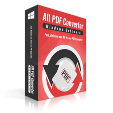 NEW PRO PDF Creator Pack Convert PDF To Word Excel Publisher Open Office Formats