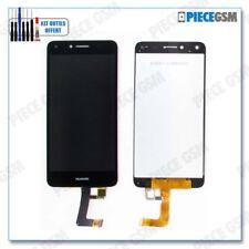 Ecran LCD vitre Tactile pour Huawei Y5-2 Noir outils Colle B7000
