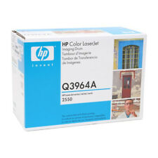 New Genuine Factory Sealed HP Q3964A Toner Cartridge Blue and White Box