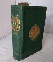 Headley, J. T.  THE LIFE AND TRAVELS OF GENERAL GRANT  1st Edition 1st Printing