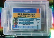 API® FRESHWATER MASTER TEST KIT MINI TRAVEL KIT/ TRIAL SIZE/ FIRST AID KIT