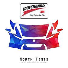 3M Scotchgard Paint Protection PreCut Clear Bra Kit for Nissan 370Z 2009-2012