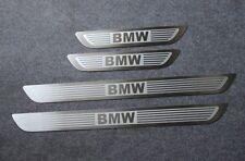 Door sill scuff plate trim grands For BMW X5 E70 X6 E71 F15 F16 2008-2018