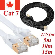 CAT 7 Ethernet Cable LAN Internet Network for Computer Router PC Mac Laptop PS4