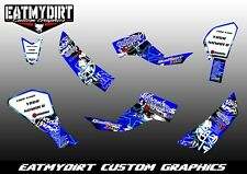 FOR SUZUKI LTZ 50 2006-2018 CUSTOM GRAPHICS ATV QUAD MX STICKERS DECALS LTZ50
