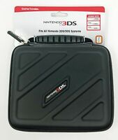 RDS Nintendo Game Traveler Hard Case Nintendo 2DS 3DS 3DSXL(3DS205) Black New