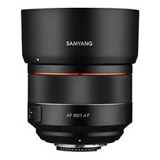 2019 NEW SAMYANG single focus telephoto lens AF 85mm F1.4 f fullsize for Nikon F