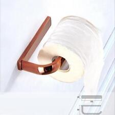 Papier toilette Porte-rouleau Distributeur de salle de bain en tissu Montage