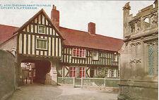 Abbot Reginald's Gateway & Old Vicarage, EVESHAM, Worcestershire