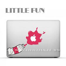 """Macbook Aufkleber color Sticker Skin Decal Macbook Pro 13"""" Air 13"""" Graffiti C05"""