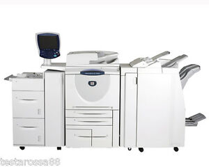 Fuji Xerox DocuCentre 9000 MONO PRO Photocopier Printer & Scan Booklet Maker