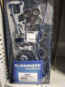 NEW VRS GASKET SET DAIHATSU CHARADE G200 FEROZA F300 F310 APPLAUSE A101 1.6L