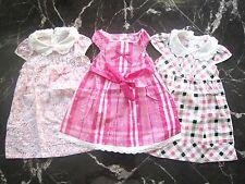 Robes bébé Fille 2/3 Ans 100% Coton NEUVES