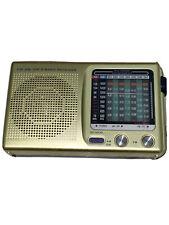 World Radio FM/AM 9 BAND With Antenna!