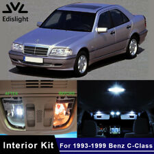 20x LED Lights Interior Package Kit For 1993-1999 Mercedes Benz C-Class W202