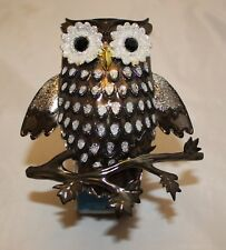 Bath & Body Works Wallflowers Fragrance Night Light - Glitter Owl