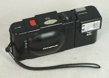 Olympus XA 35mm Rangefinder Film Camera with A11 Flash