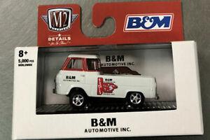 2021 M2 Machines S98 B&M 1965 FORD ECONOLINE TRUCK GASSER RR Limited 5000