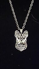 French Bulldog Cute necklace 18""